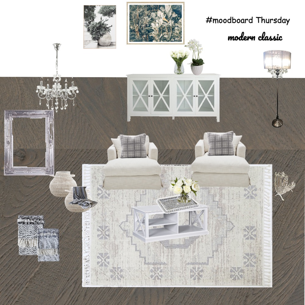 moodboard Thursday Interior Design Mood Board by Graceful Lines Interiors on Style Sourcebook