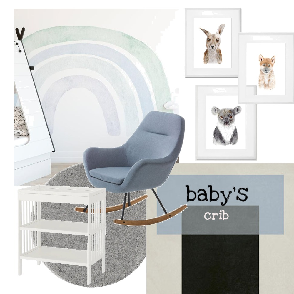 baby's room Interior Design Mood Board by Toni Martinez on Style Sourcebook