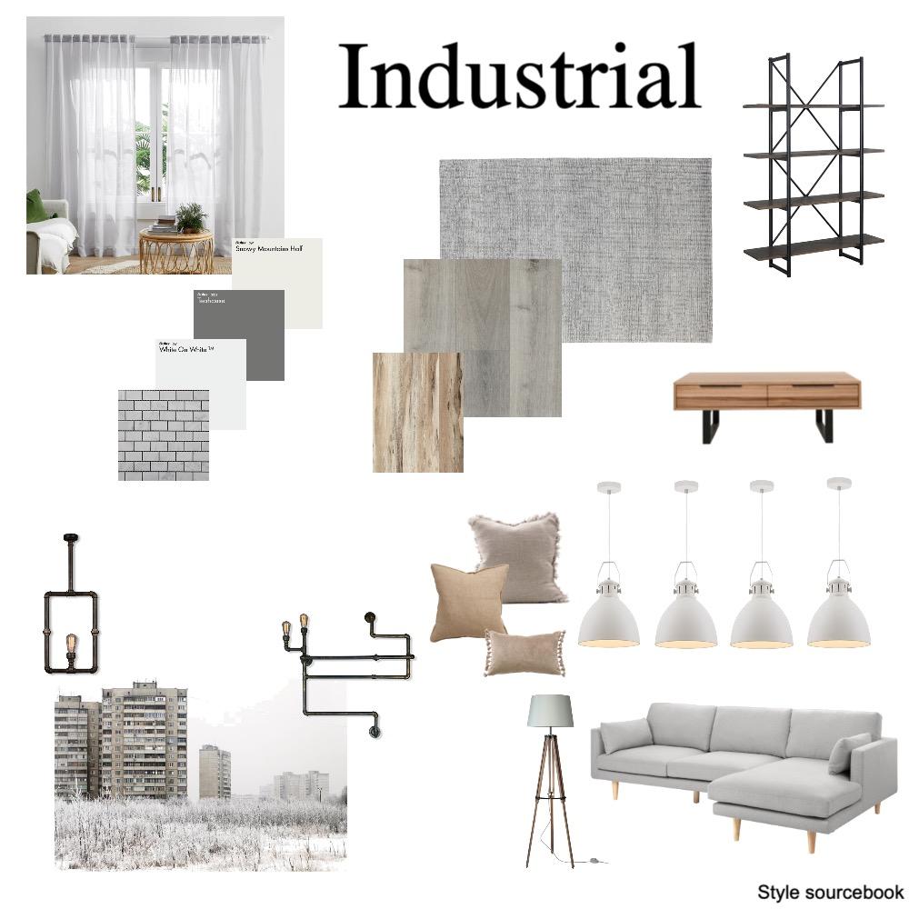 1 mood board module 3 Interior Design Mood Board by jessthompson01 on Style Sourcebook