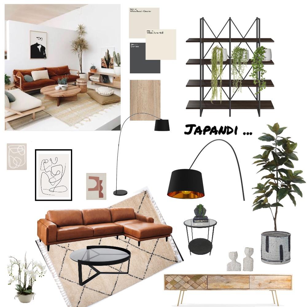 Japandi Interior Design Mood Board by Azure on Style Sourcebook