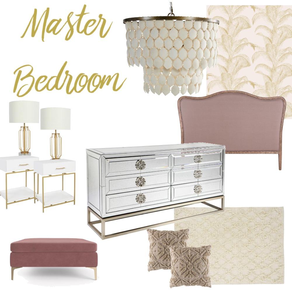 Master Bedroom-Luxury Interior Design Mood Board by Bloom interiors on Style Sourcebook
