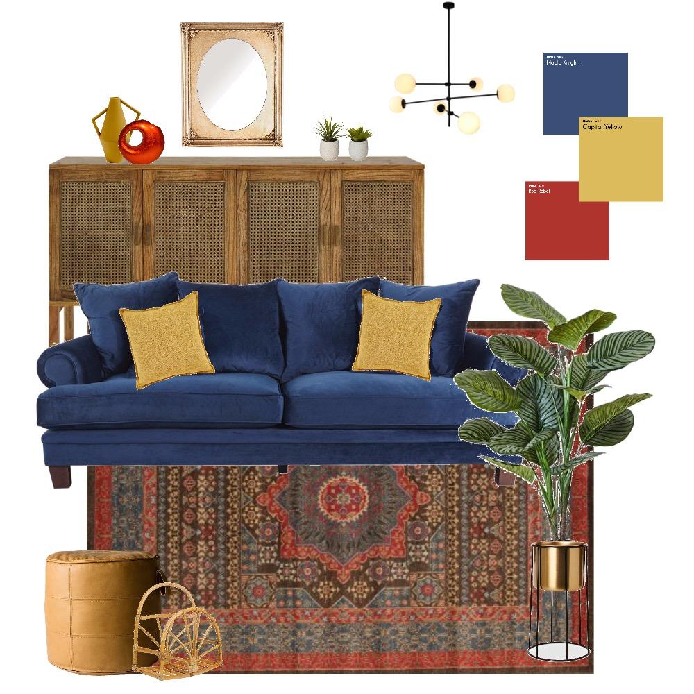 Eclectic Dream Interior Design Mood Board by studiojasmine_ on Style Sourcebook