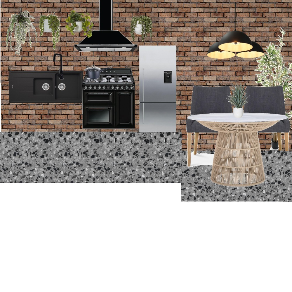 merancang moodboard Interior Design Mood Board by mentari on Style Sourcebook