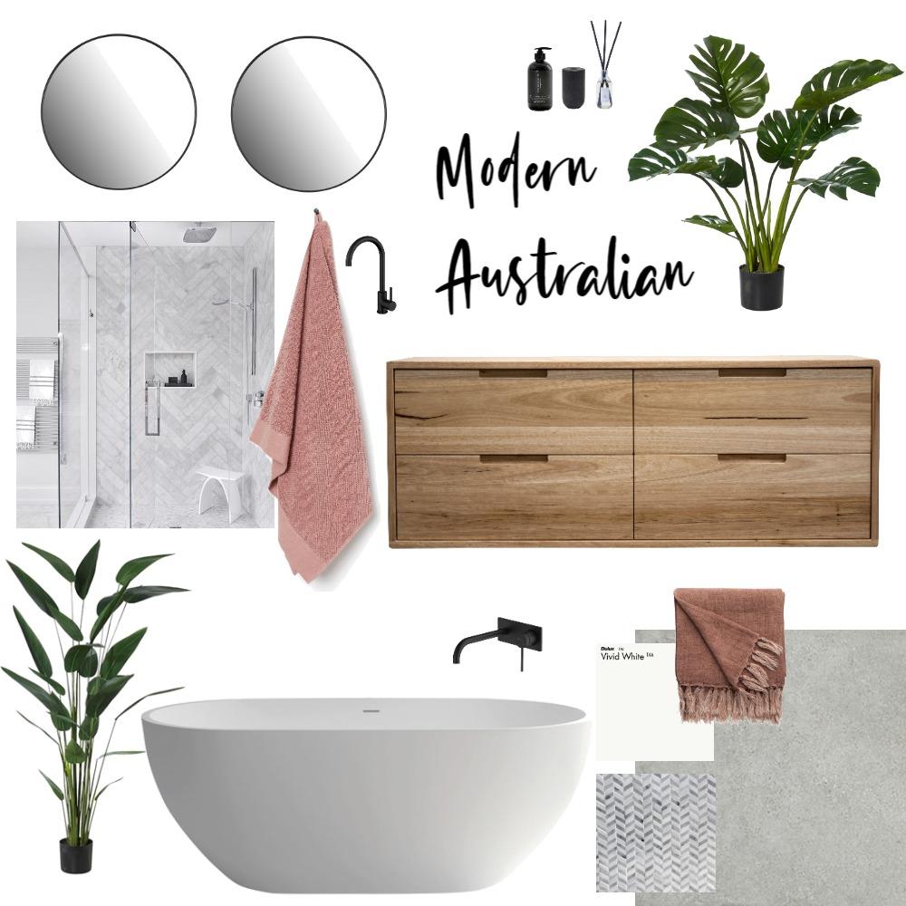 Modern Australian Bathroom Interior Design Mood Board by elliep on Style Sourcebook