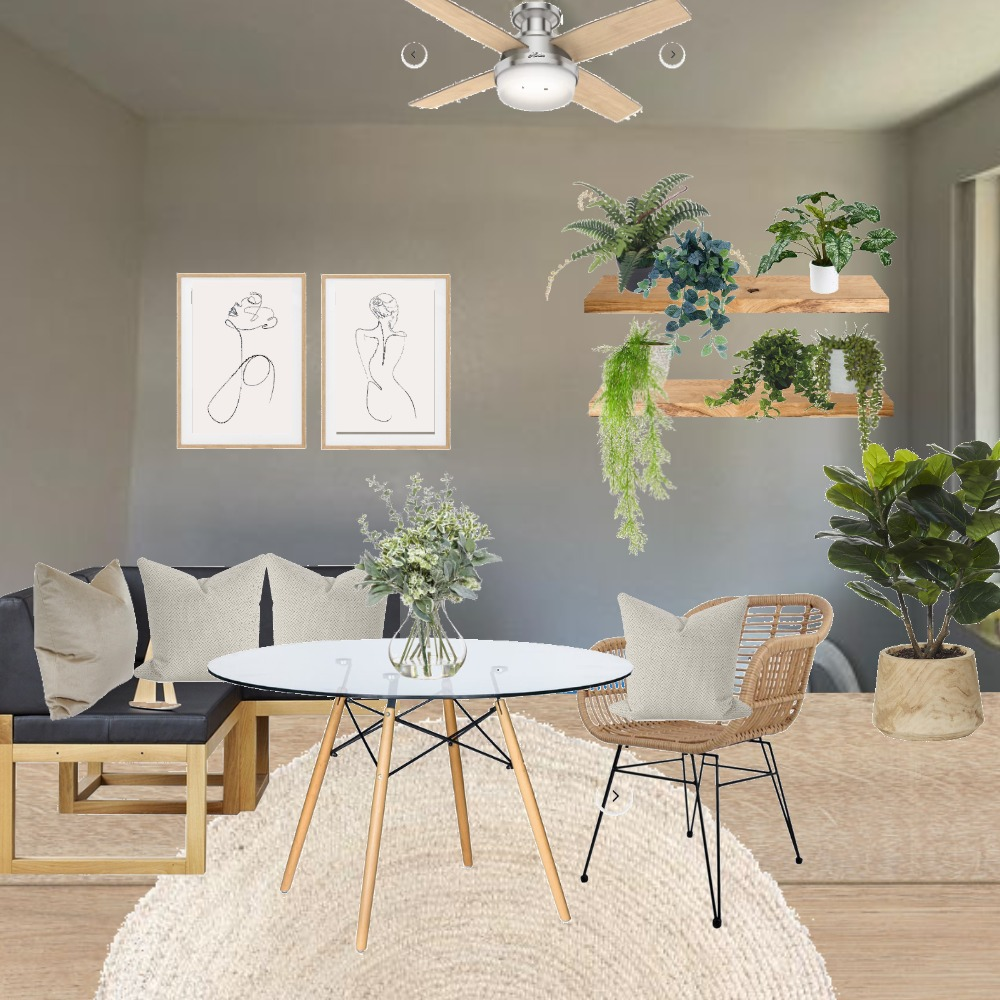 Michelle Dining Interior Design Mood Board by ksmcc on Style Sourcebook