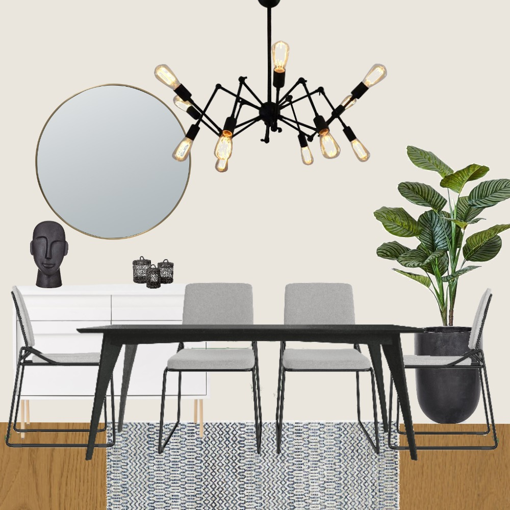 DINING ROOM - HOUSE Interior Design Mood Board by Letymayumi on Style Sourcebook