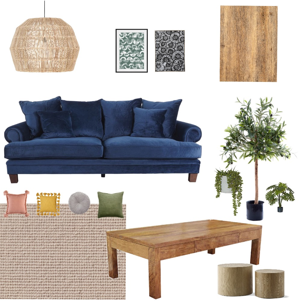 living room Interior Design Mood Board by Layla on Style Sourcebook