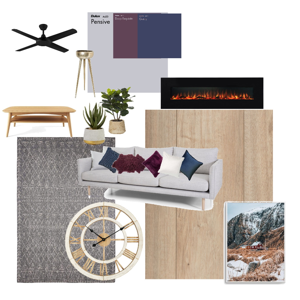 Living room Interior Design Mood Board by eternity9111 on Style Sourcebook