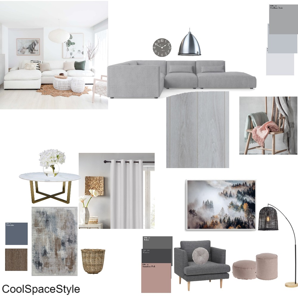 cool style Interior Design Mood Board by faith ferran on Style Sourcebook