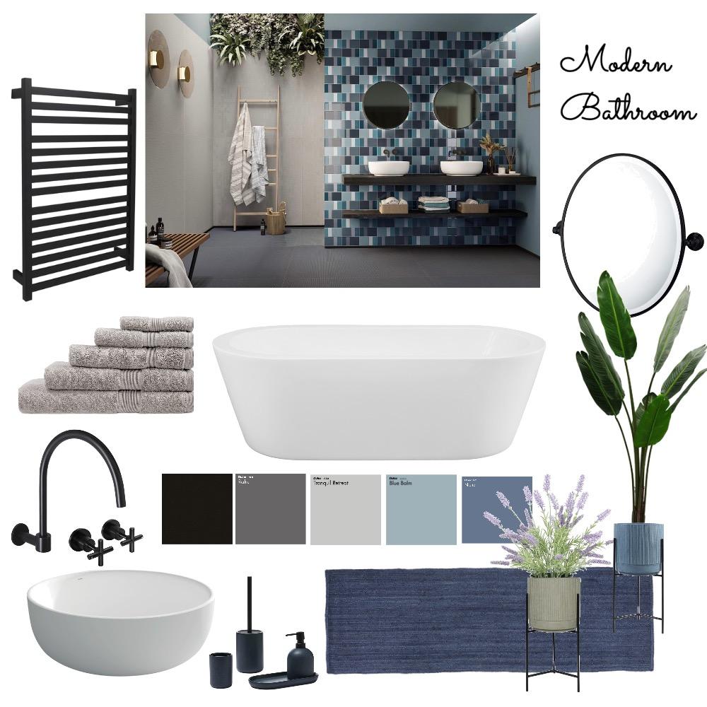 Bathroom - Modern Interior Design Mood Board by Daria Pea on Style Sourcebook