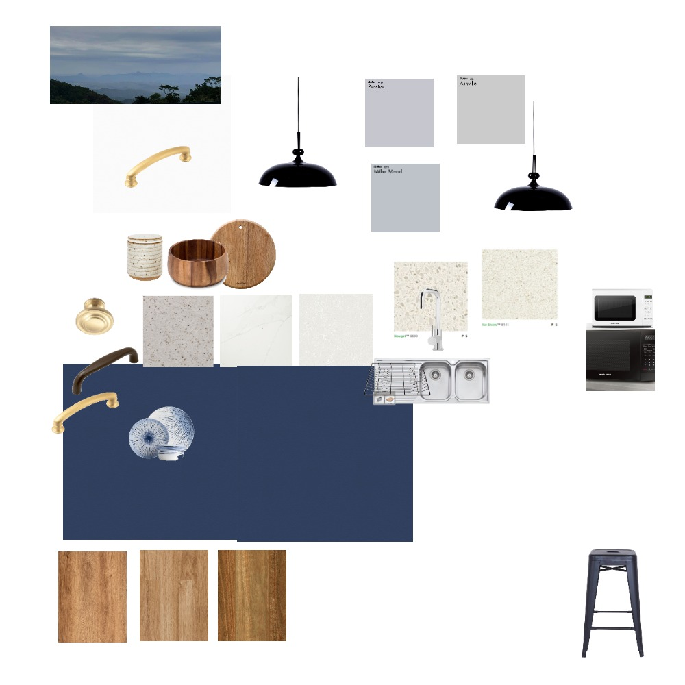 Kitchen selections Interior Design Mood Board by Leslie on Style Sourcebook