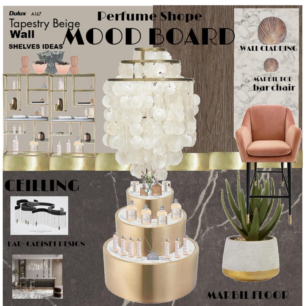 coffe shope Interior Design Mood Board by Huda shaban on Style Sourcebook