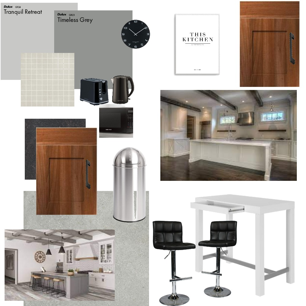 Project Darkwoods Interior Design Mood Board by Elements.decor on Style Sourcebook