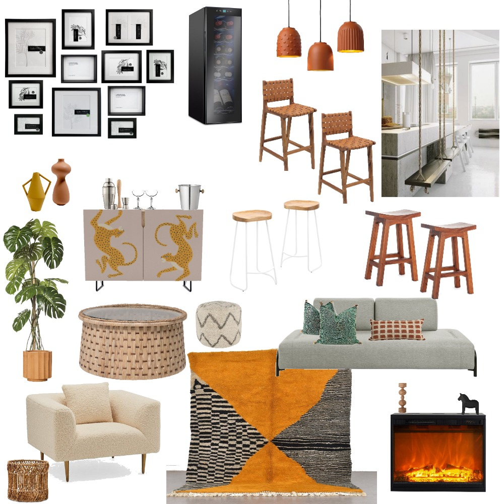 LULU Interior Design Mood Board by ShaeGriffiths on Style Sourcebook