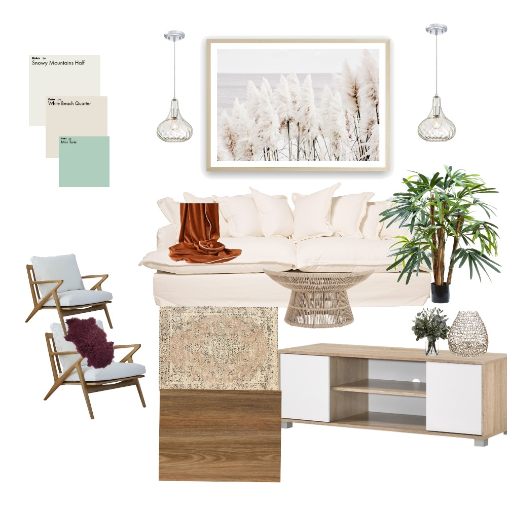 play 1 Interior Design Mood Board by Carolyn Ball on Style Sourcebook