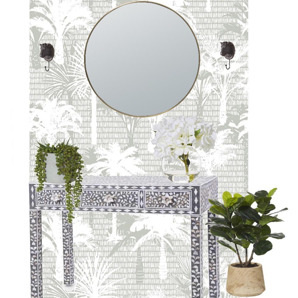 entryway 1 Interior Design Mood Board by Gurdarshan on Style Sourcebook