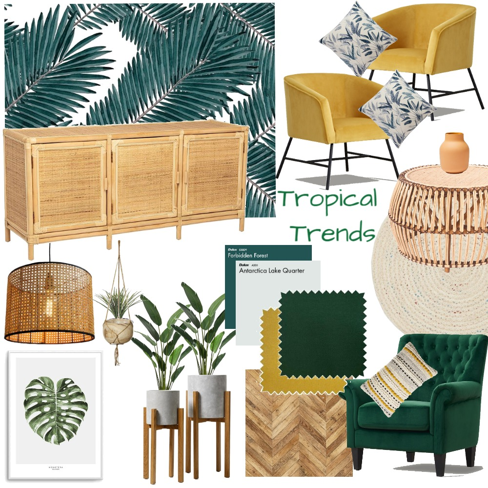 Mood Board - Inspiration Interior Design Mood Board by Sarah on Style Sourcebook