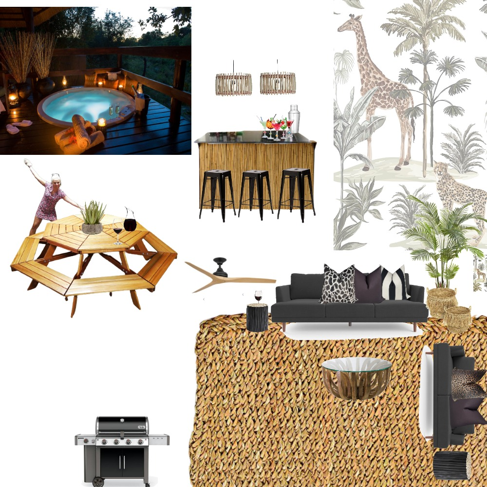 Courtney Interior Design Mood Board by Tania Rigby on Style Sourcebook