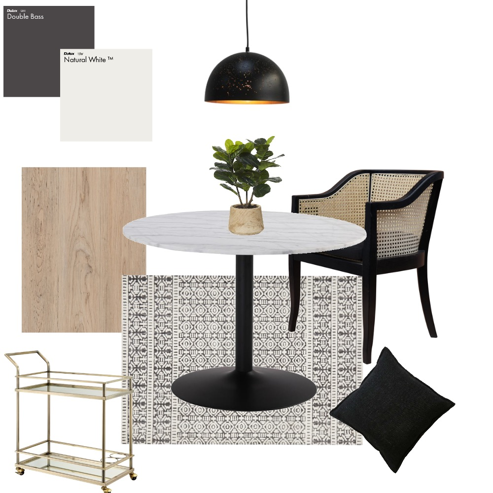 Dining Interior Design Mood Board by LydiaGraceThexton on Style Sourcebook