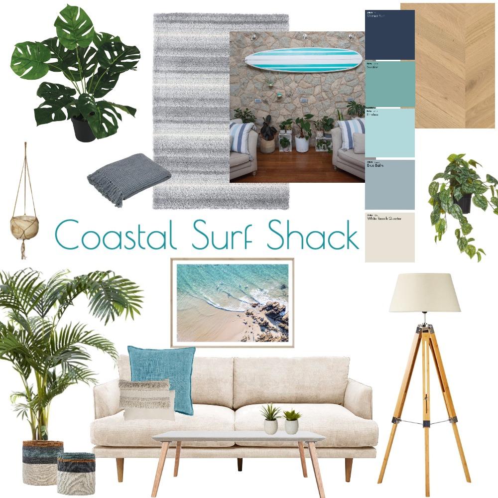 Coastal Surf Shack 4 Interior Design Mood Board by Greenwave by CJ on Style Sourcebook