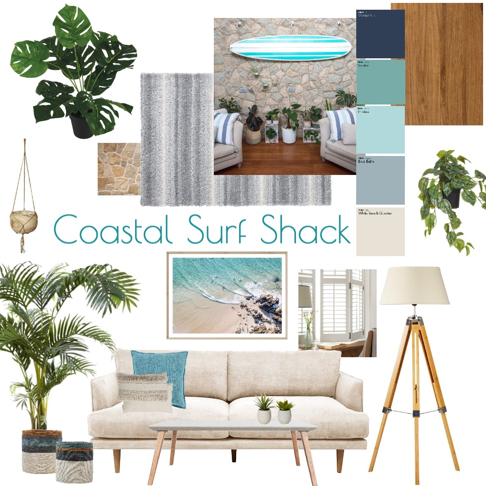 CSS7 Interior Design Mood Board by Greenwave by CJ on Style Sourcebook