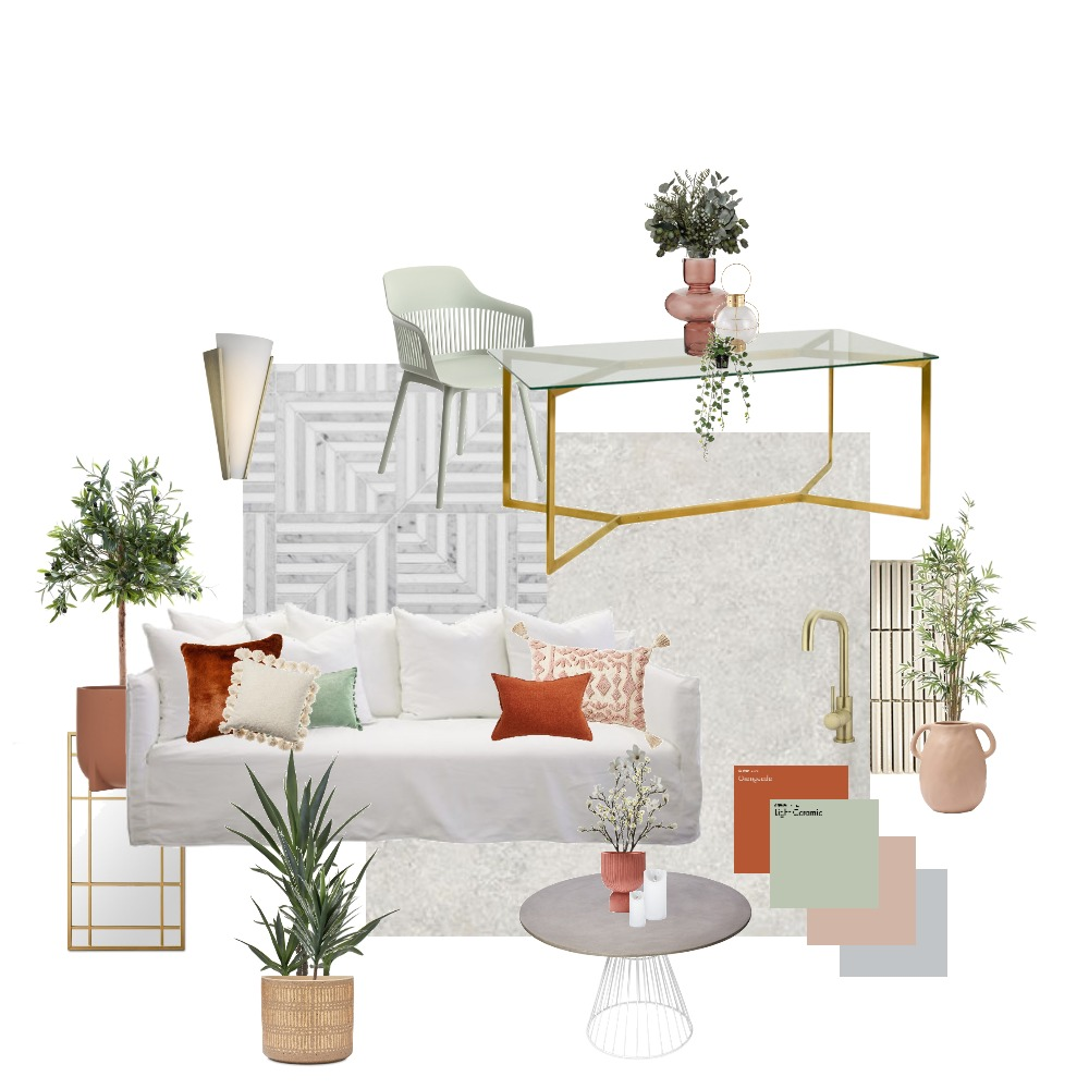 Outdoor Area Interior Design Mood Board by Studio Gab on Style Sourcebook