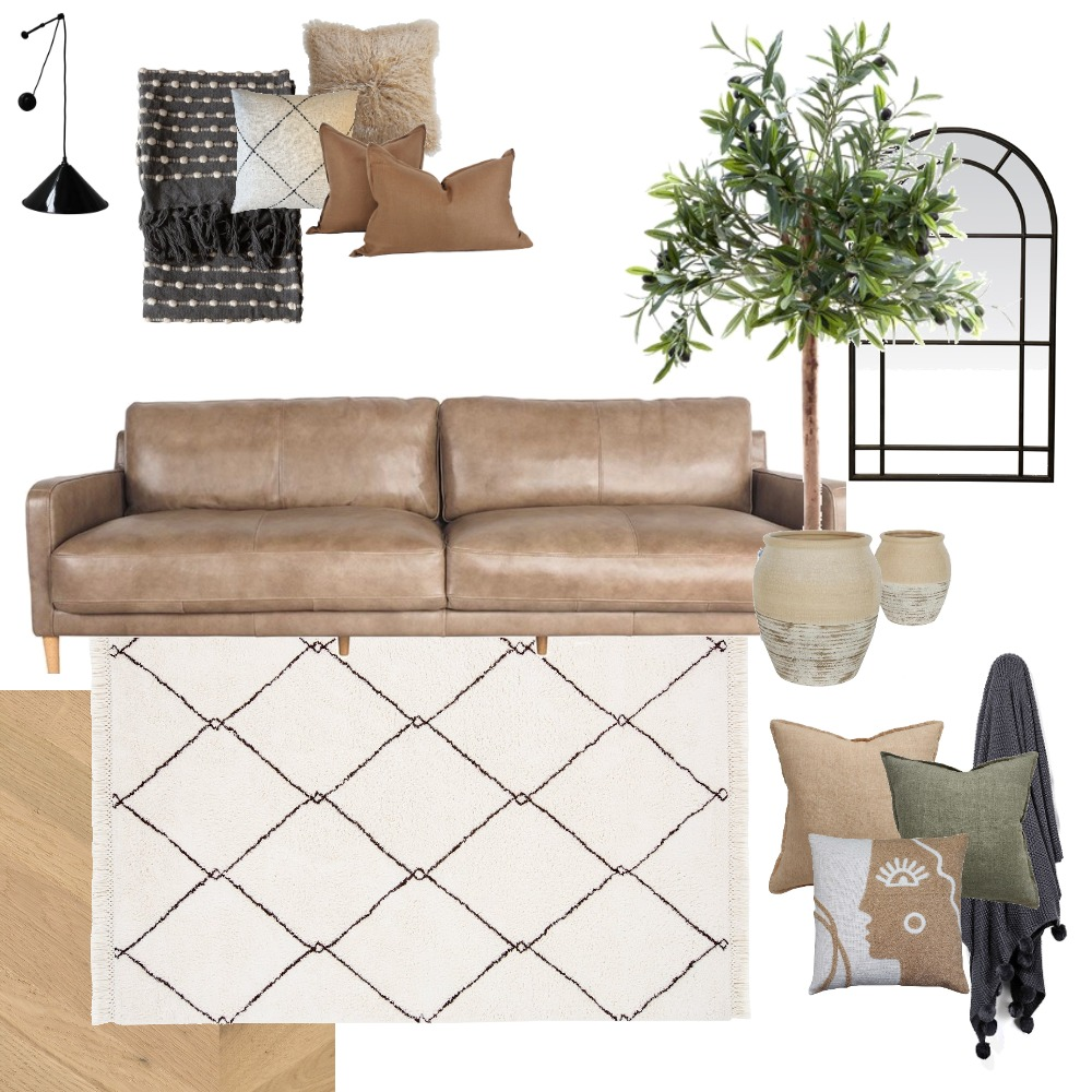 farmhouse living Interior Design Mood Board by zenhouse on Style Sourcebook