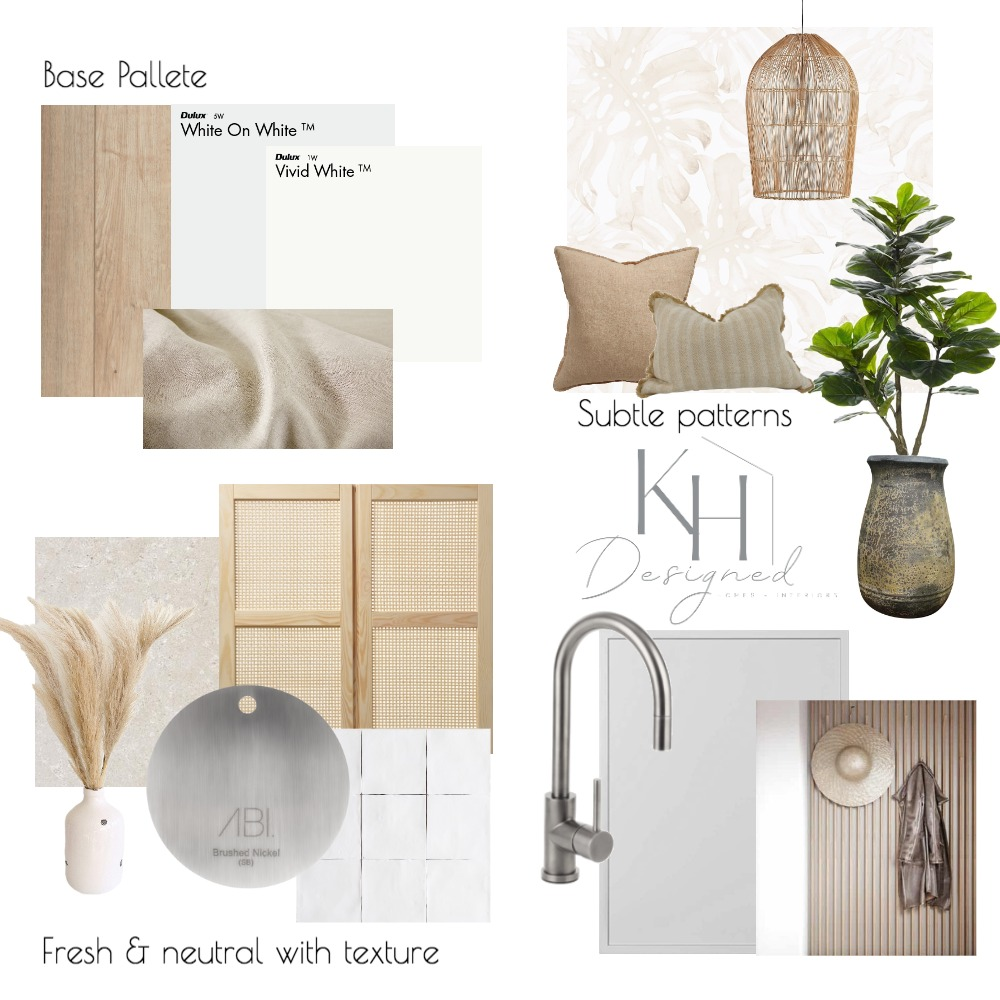 Eleonora Finishes moodboard Interior Design Mood Board by KH Designed on Style Sourcebook