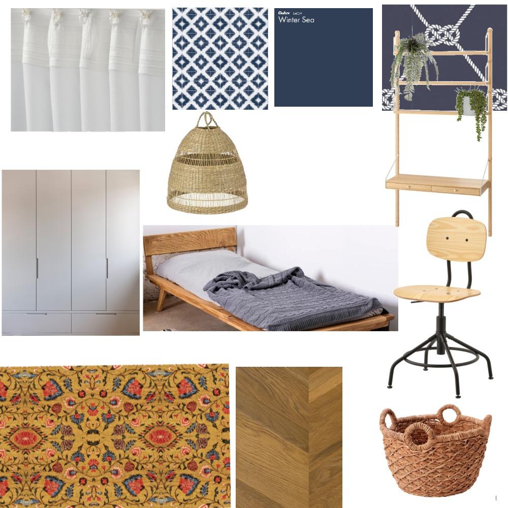 חדר ארי Interior Design Mood Board by EMANUEL on Style Sourcebook