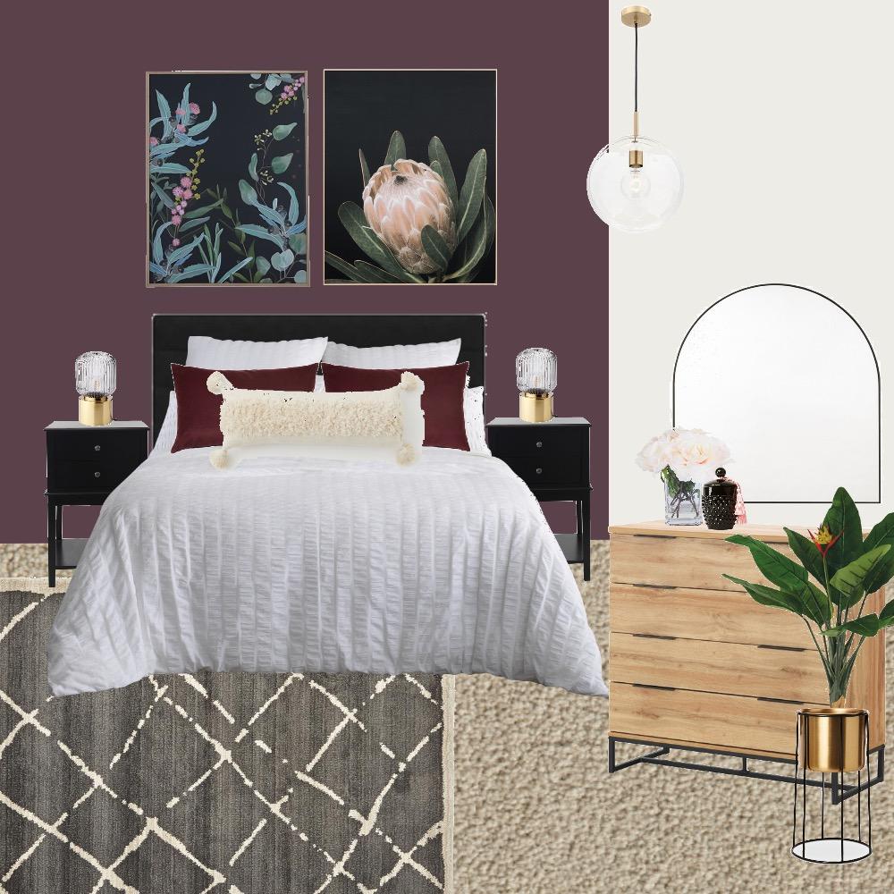 Michele bedroom option 2 Interior Design Mood Board by ksmcc on Style Sourcebook