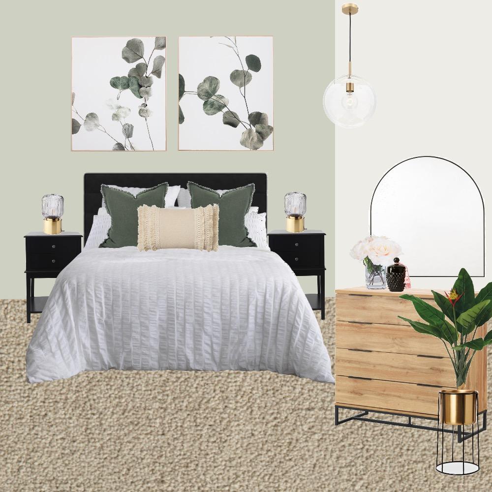 Michele bedroom option 1 Interior Design Mood Board by ksmcc on Style Sourcebook