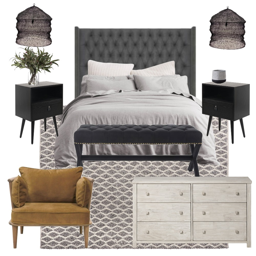 Palmview Master Interior Design Mood Board by PRoberts on Style Sourcebook