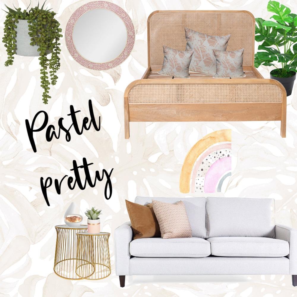 Pastel Pretty Interior Design Mood Board by sshamien on Style Sourcebook