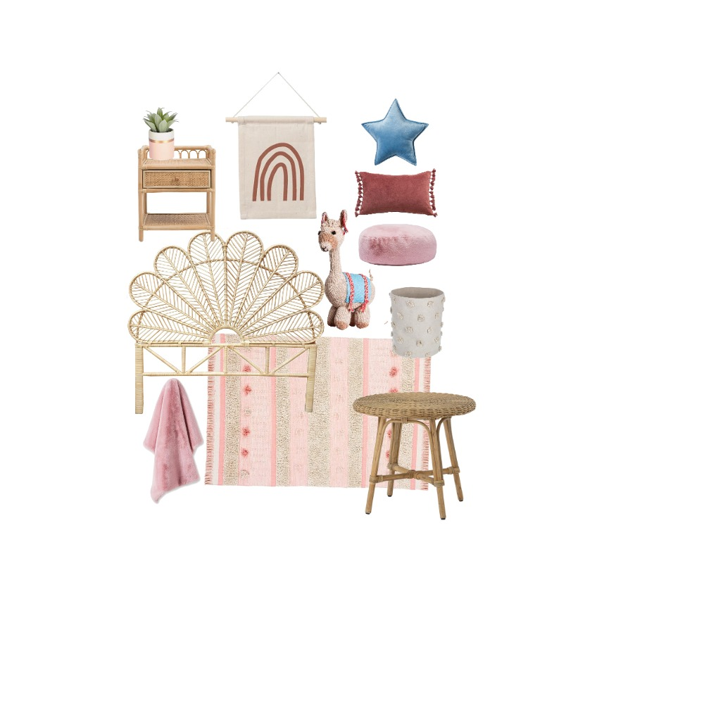 Kids 1 Interior Design Mood Board by Youanme Designs on Style Sourcebook