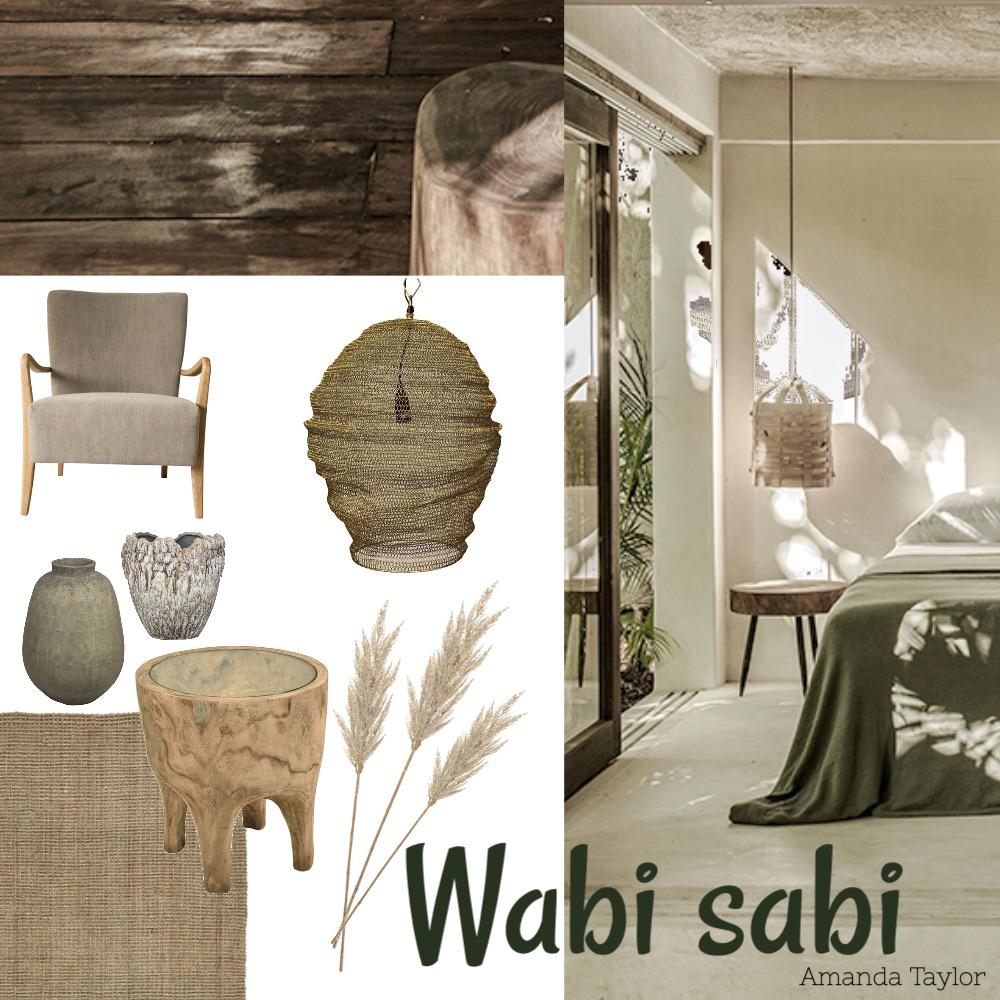 Wabi Sabi mood board Interior Design Mood Board by mandy taylor on Style Sourcebook