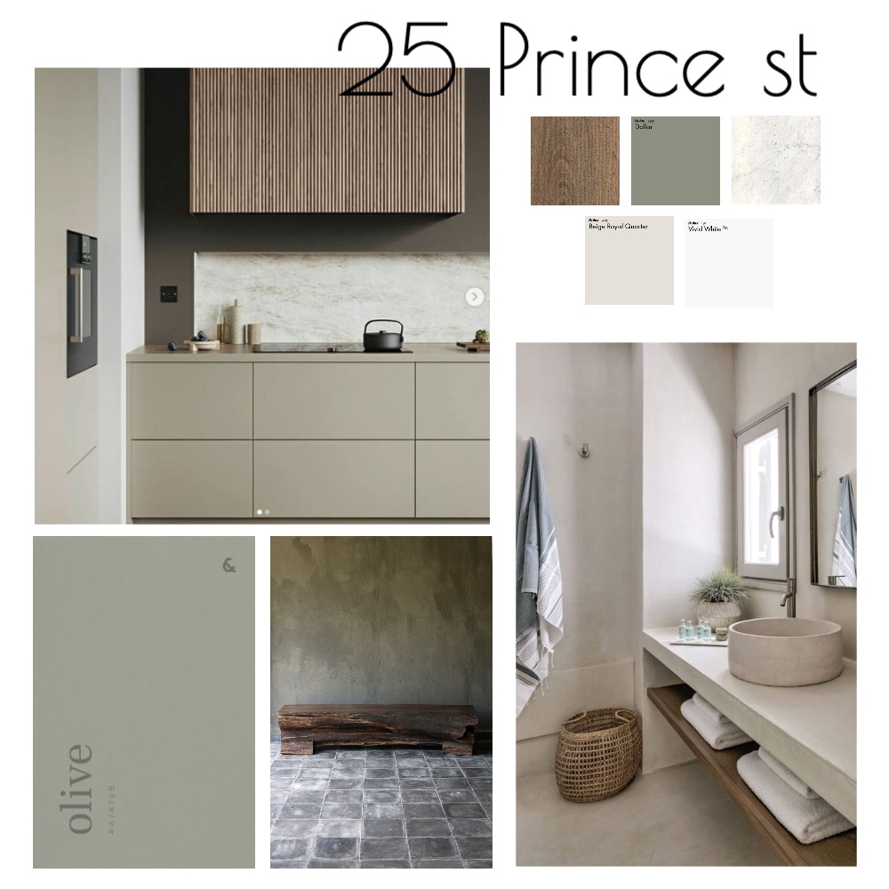 25 Prince st Interior Design Mood Board by Sarah Wood Designs on Style Sourcebook