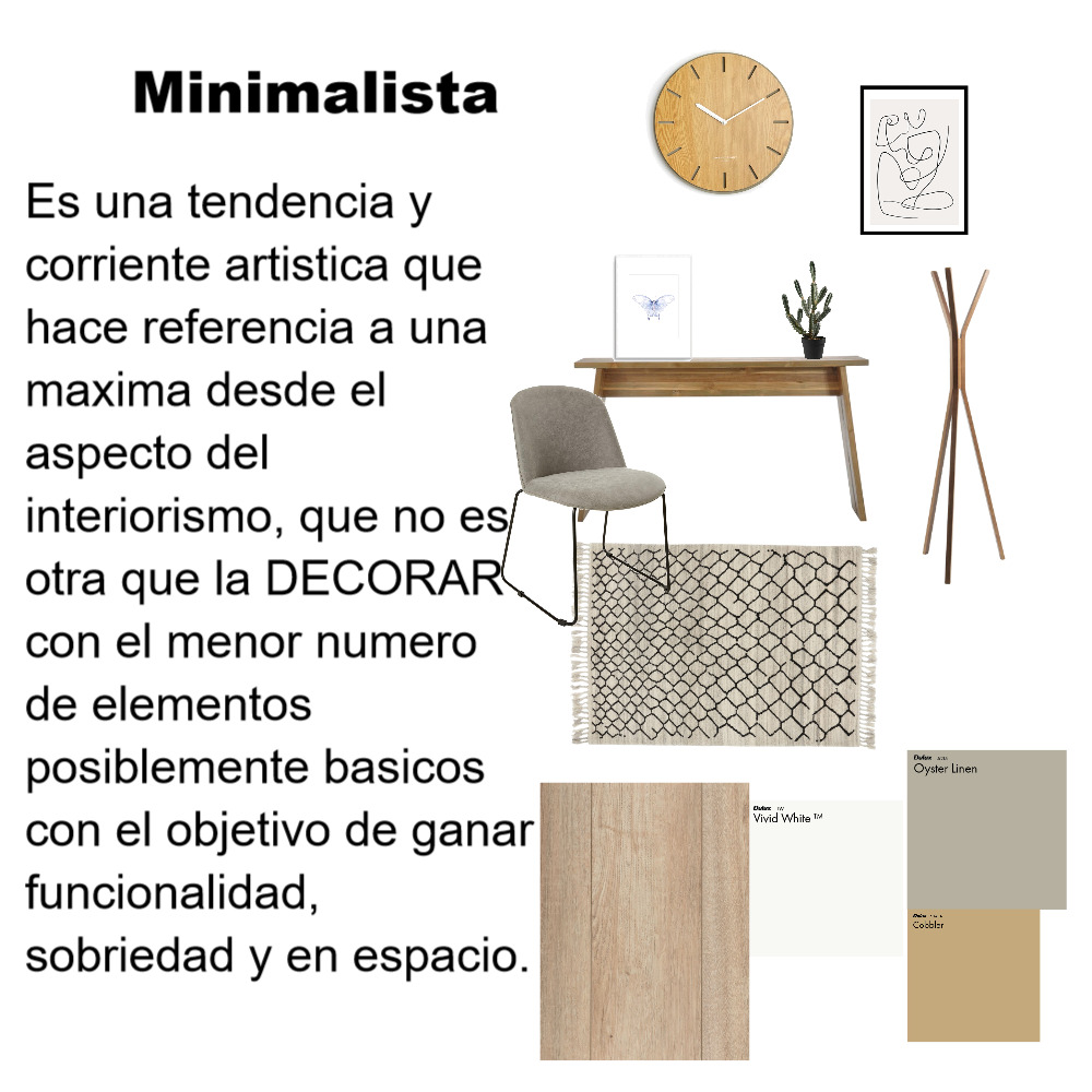 minimalismo Interior Design Mood Board by Isaac_marz on Style Sourcebook