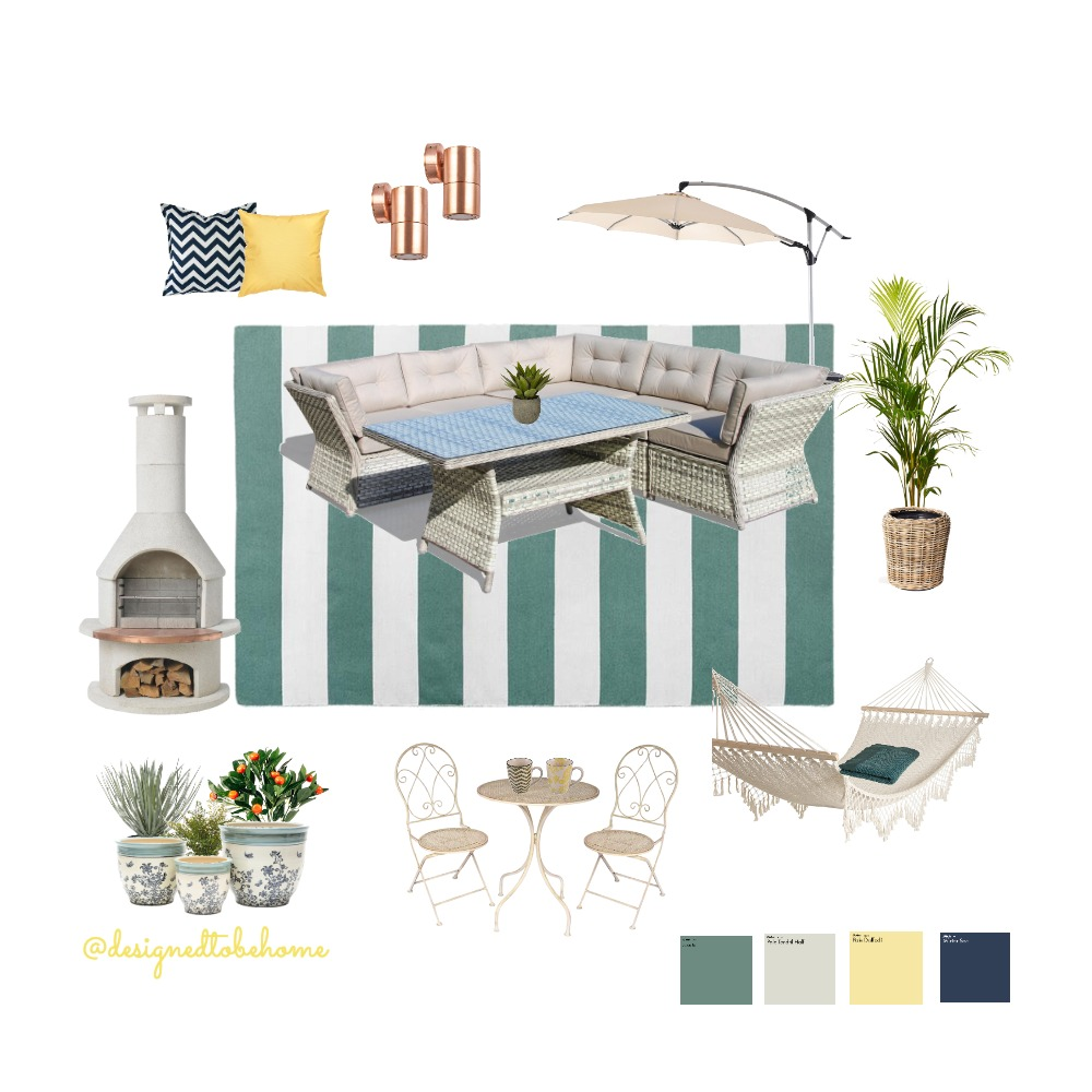 Patio Interior Design Mood Board by designedtobehome on Style Sourcebook