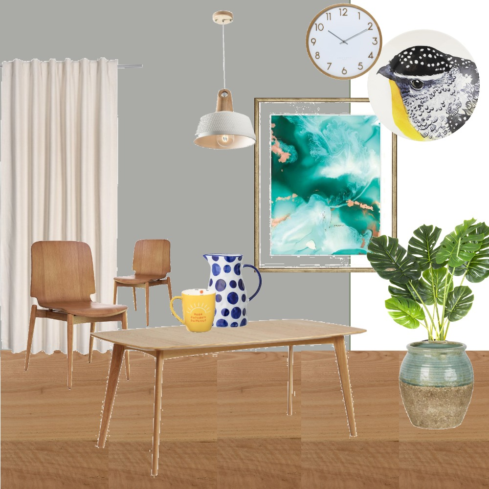 Dining4 Interior Design Mood Board by kim_mood on Style Sourcebook