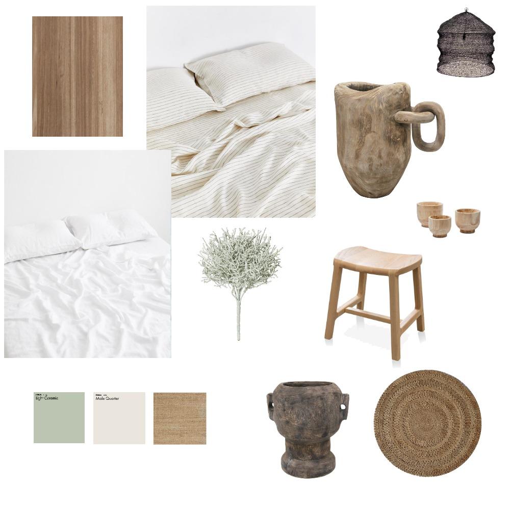 Wabi Sabi Interior Design Mood Board by StudioWest on Style Sourcebook
