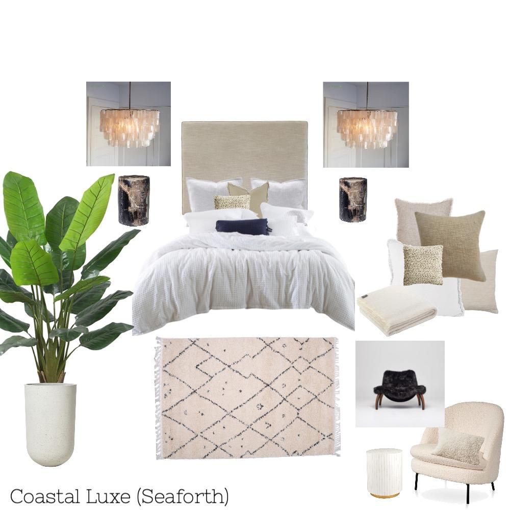 Coastal Luxe Interior Design Mood Board by Karla Garchitorena on Style Sourcebook