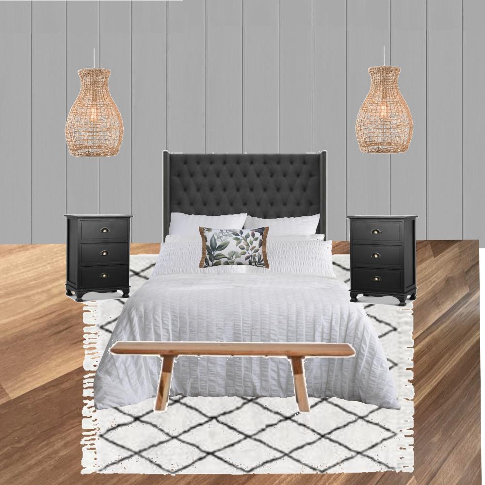 Masterbedroom farmhouse Interior Design Mood Board by Lisa Maree Interiors on Style Sourcebook