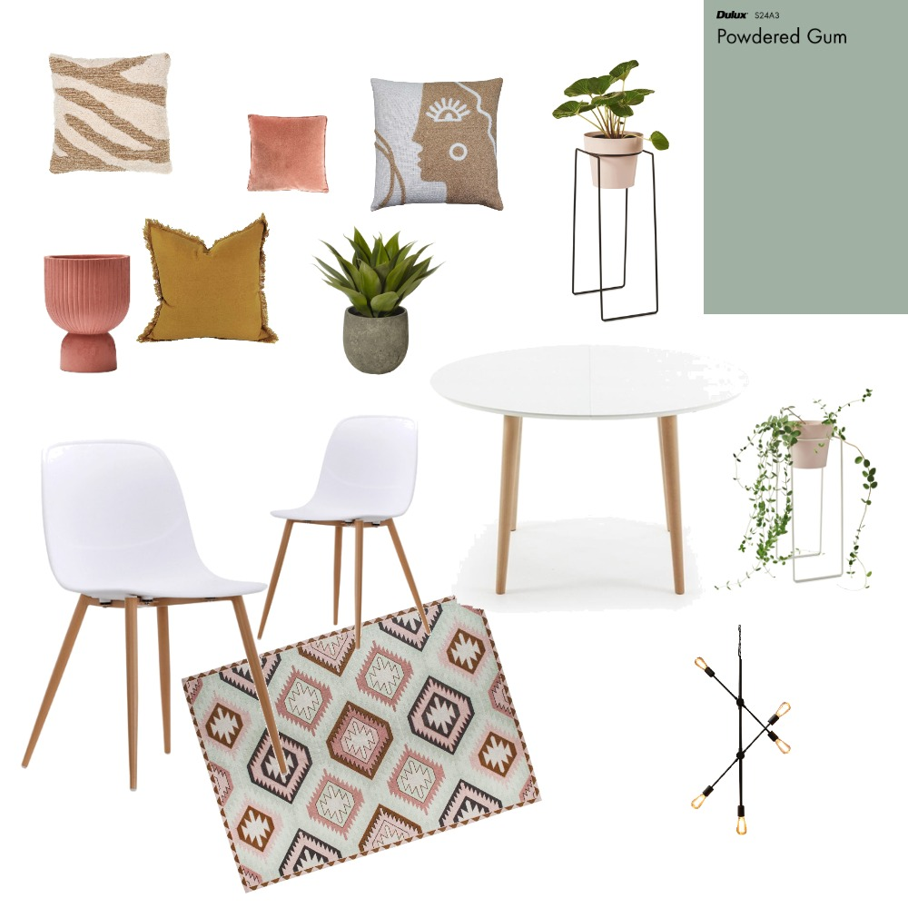 airy dining room Interior Design Mood Board by Jooo on Style Sourcebook