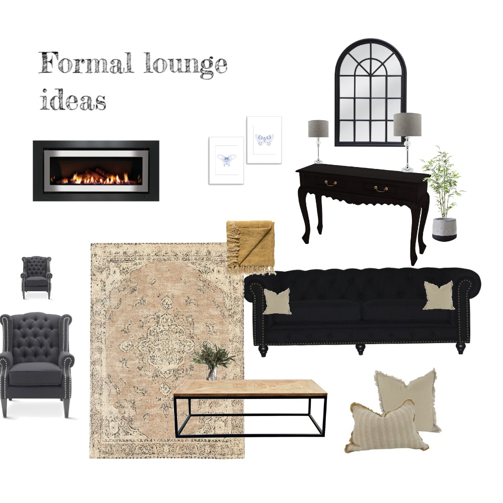 formal lounge ideas Interior Design Mood Board by Zhush It on Style Sourcebook