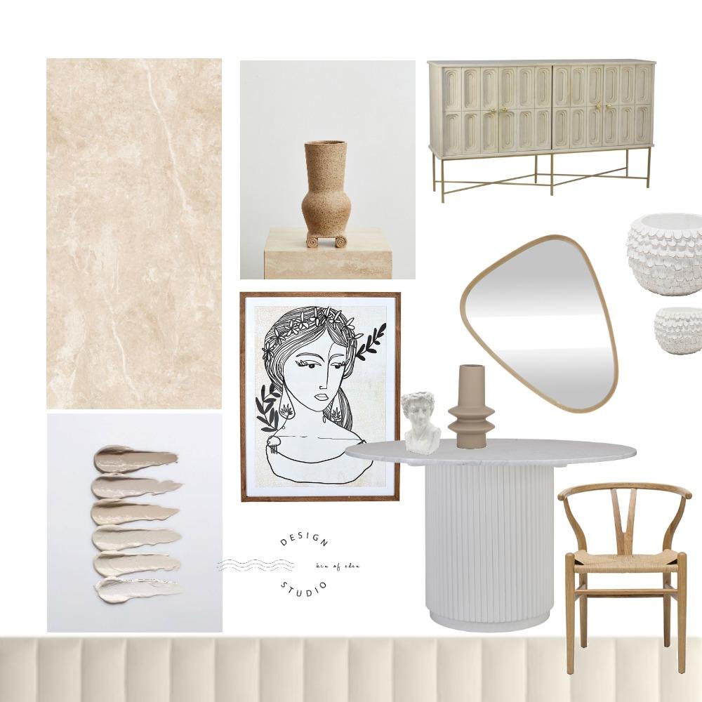 Shades of Beige Interior Design Mood Board by Kin of Eden on Style Sourcebook