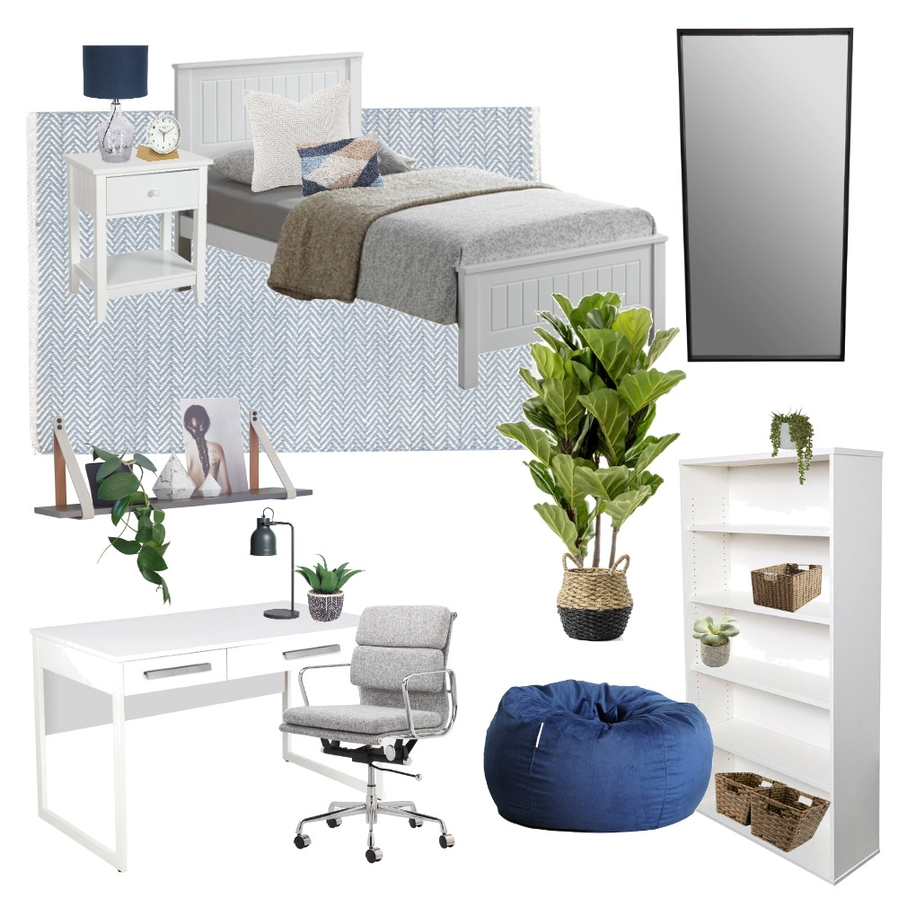 h3adincl0uds Interior Design Mood Board by Jade R. M. on Style Sourcebook