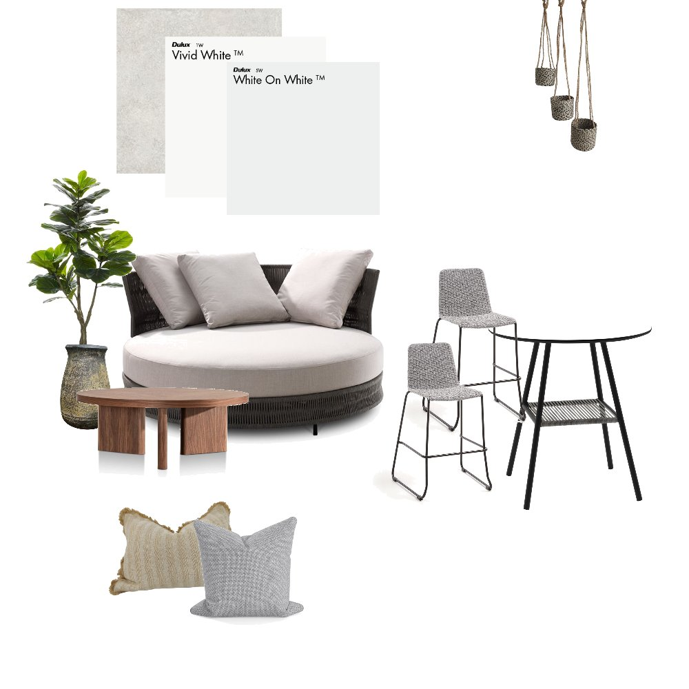 french alfresco Interior Design Mood Board by terriburns on Style Sourcebook