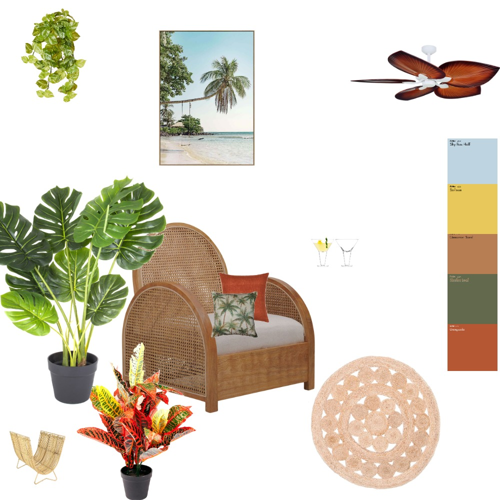 This is the life. Interior Design Mood Board by Thayna Alkins-Morenzie on Style Sourcebook
