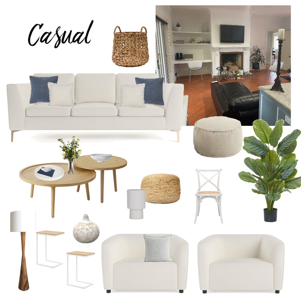 casual - highton Interior Design Mood Board by sammymoody on Style Sourcebook