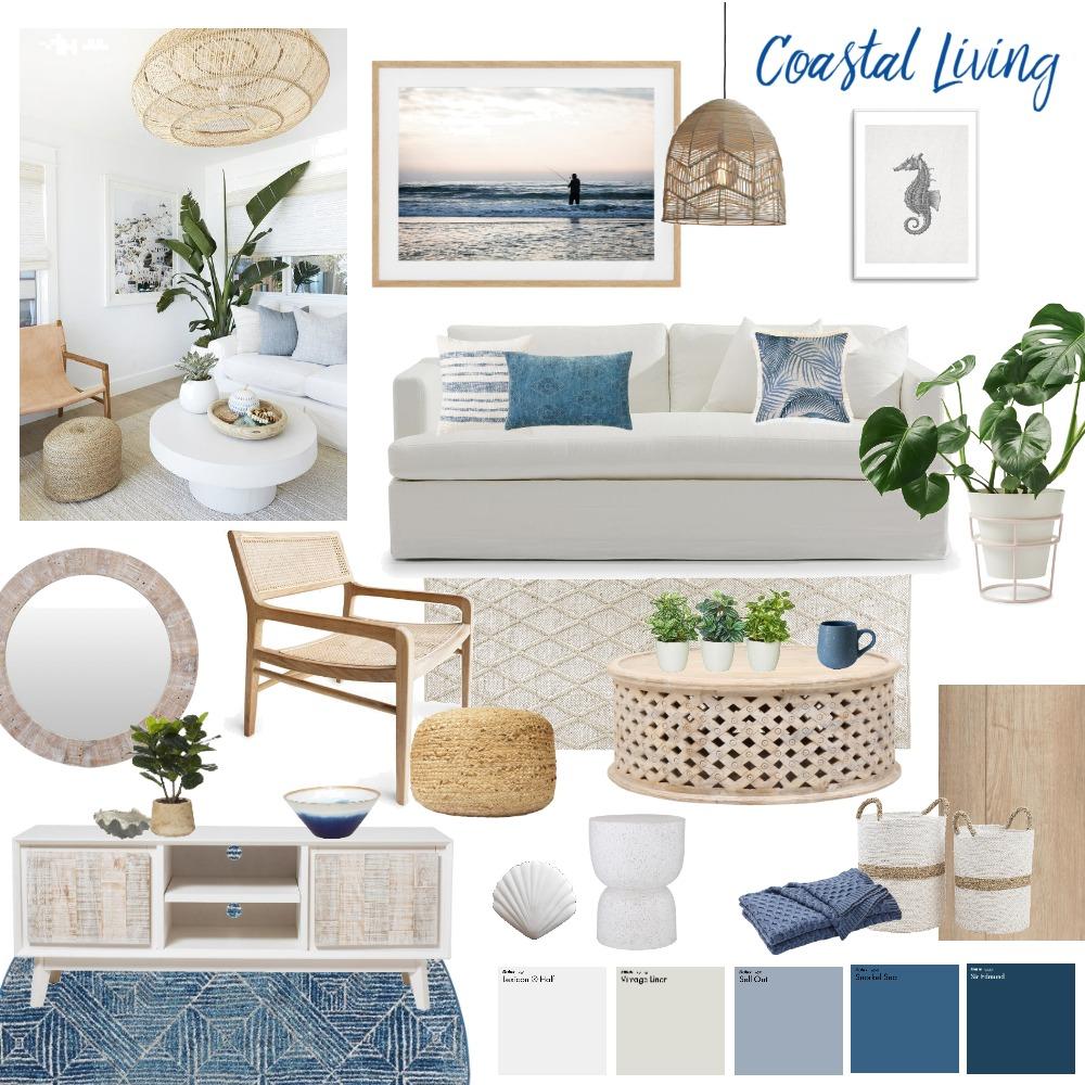 Coastal Living Interior Design Mood Board by teresa_colthurst22 on Style Sourcebook